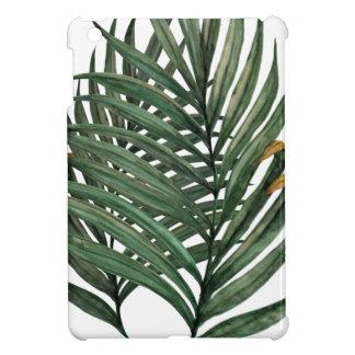Palm leaves t-shirt iPad mini cover
