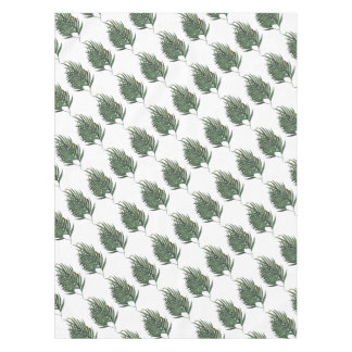 Palm leaves t-shirt tablecloth