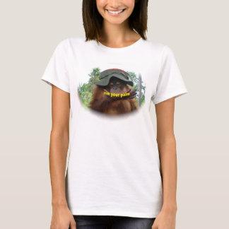 Palm Oil Orangutan Conservation T-Shirt