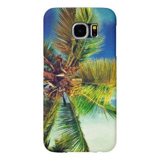 palm paradise samsung galaxy s6 cases
