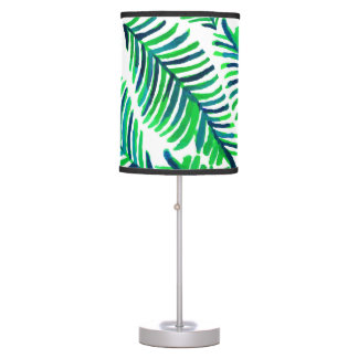 Palm Solace Table Lamp
