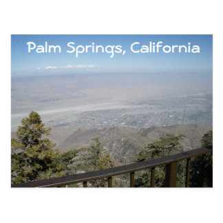 Palm Springs, California Postcard