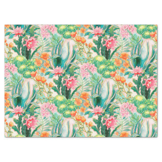 Palm Springs Foliage Tissue Paper