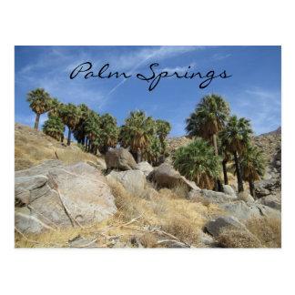 Palm Springs Postcard