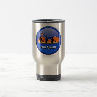 Palm Springs Travel Mug