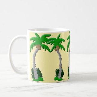 Palm Tree All-Over Mug