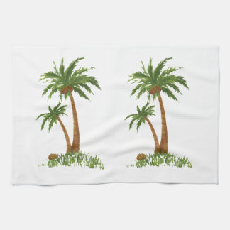 Palm Tree American MoJo Kitchen Towel