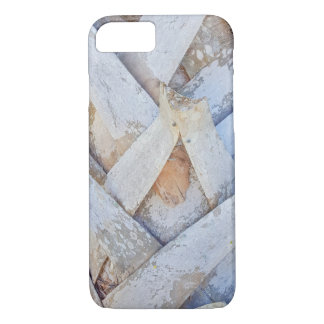 palm tree bark iPhone 8/7 case