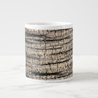 palm tree bark neat wood tree texture image extra large mug