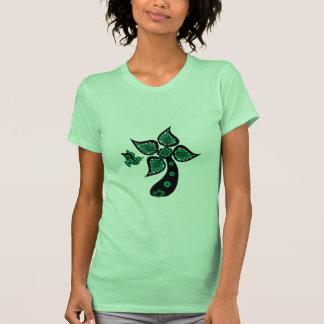 Palm Tree Bird Shirt