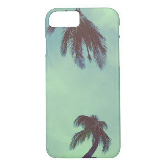 Palm Tree Blues iPhone 8/7 Case