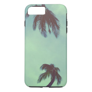 Palm Tree Blues iPhone 8 Plus/7 Plus Case