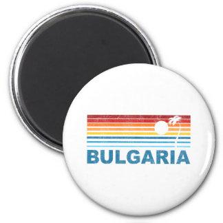 Palm Tree Bulgaria Magnet