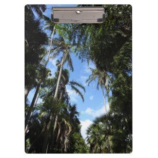 Palm Tree Clipboard