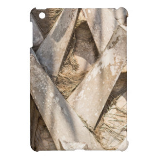 Palm Tree Close Up Detail Abstract Tight Crop iPad Mini Case