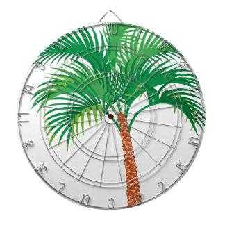 Palm Tree Dartboard