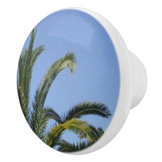 Palm Tree Dresser Knob