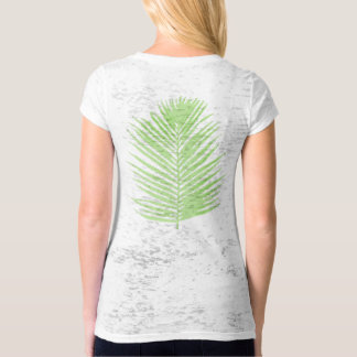 Palm tree echo-friendly T-Shirt