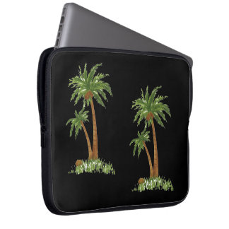 Palm Tree Electronics Bag 15-17""