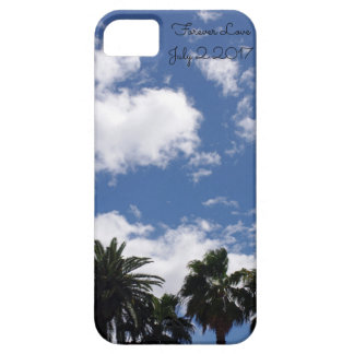 Palm Tree Forever Love iPhone 5 Covers