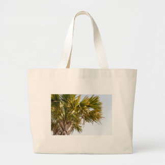 Palm Tree from the East Coast famous Myrtle Beach Large Tote Bag