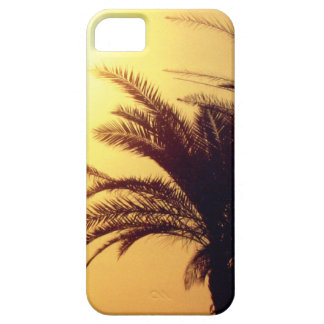 Palm Tree  iPhone SE + iPhone 5/5S, Barely There Case For The iPhone 5