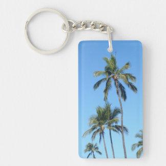 *Palm Tree* Key Chain