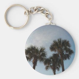 Palm Tree Keychains