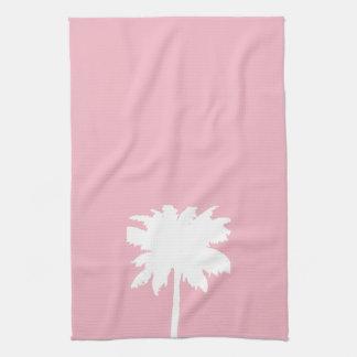 Palm Tree Kitchen Towel
