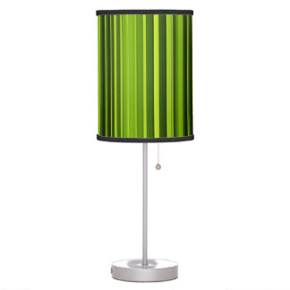 Palm Tree Leaf Texture Pattern Table Lamp