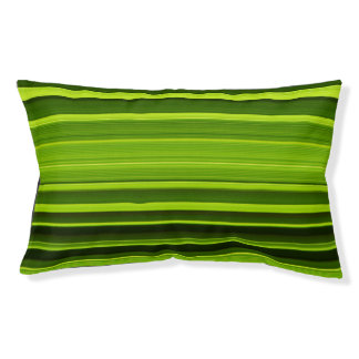 Palm Tree Leaf Texture Pet Bed