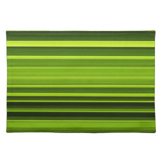Palm Tree Leaf Texture Placemats