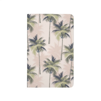 Palm Tree Paradise Journal