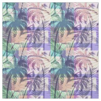 Palm Tree Pattern fabric