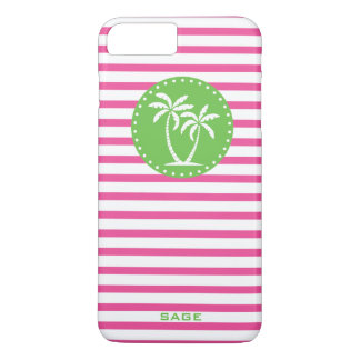 Palm Tree Personalized Phone Case