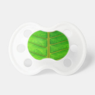 Palm Tree Print Pacifier