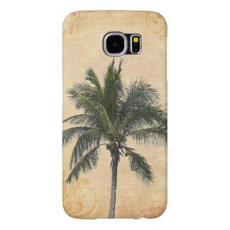 Palm Tree Samsung Galaxy S6 Case