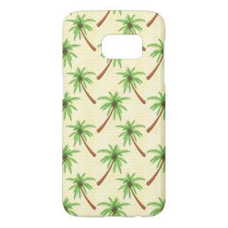 Palm Tree Samsung Galaxy S7 Case