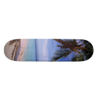 Palm Tree Skateboard