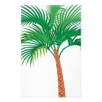 Palm Tree Stationery