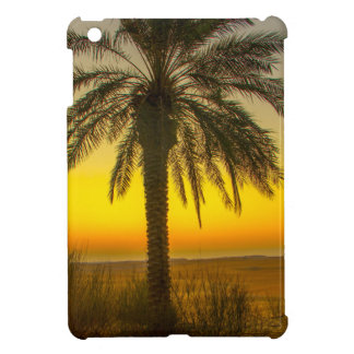 Palm Tree Sunrise iPad Mini Covers