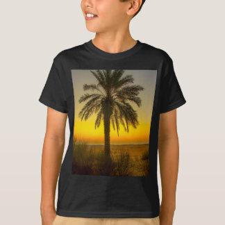 Palm Tree Sunrise T-Shirt