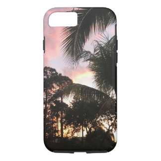 Palm Tree Sunset Case-Mate iPhone Case