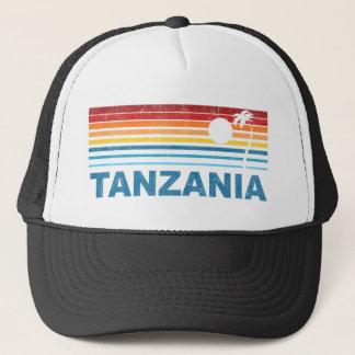 Palm Tree Tanzania Trucker Hat