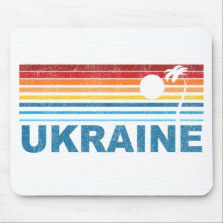 Palm Tree Ukraine Mouse Pads