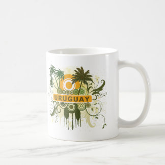 Palm Tree Uruguay Coffee Mug