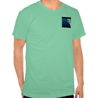 Palm Trees and Power Lines T-shirt