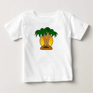 Palm Tree's Baby T-Shirt