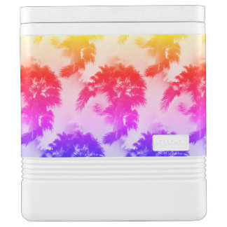 Palm trees can cooler