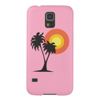 Palm Trees Cases For Galaxy S5